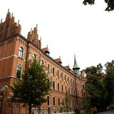 Image: Higher Theological Seminary of the Archdiocese of Krakow